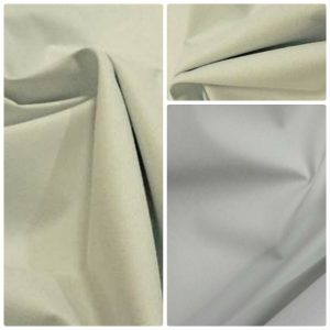 Blackout Thermal Alabaster White Curtain Lining Fabric Pass 3 - 54 wide