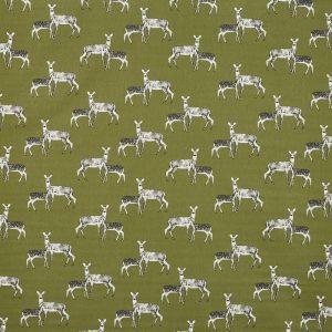 Prestigious Textiles Nature Deer Lichen Curtain Fabric