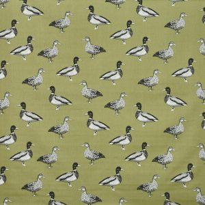 Prestigious Textiles Nature Duck Willow Curtain Fabric