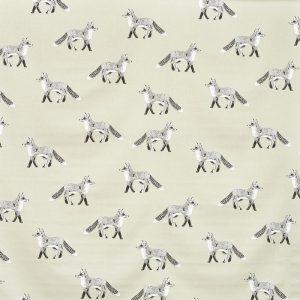 Prestigious Textiles Nature Fox Canvas Curtain Fabric