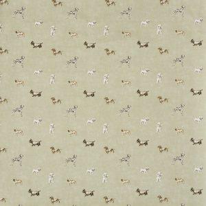 Prestigious Textiles Allotment Kennels Curtain Fabric
