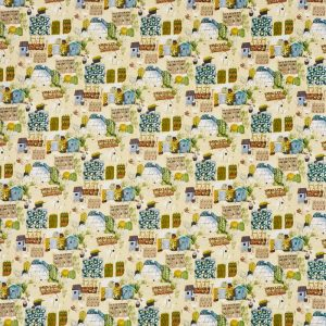 Prestigious Textiles Allotment Curtain Fabric