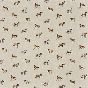 Prestigious Textiles Allotment Stables Curtain Fabric