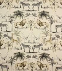 Prestigious Textiles Longleat Chartreuse Curtain Fabric